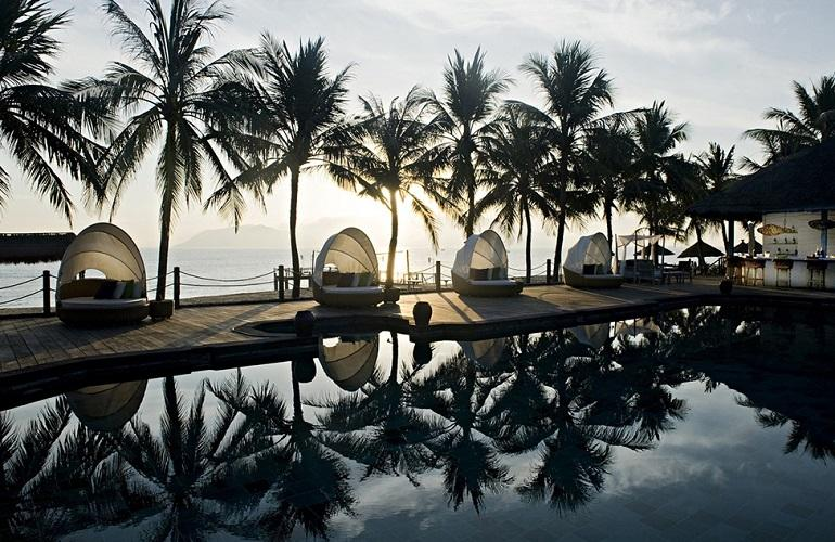 Swimming pool, Evason Ana Mandara & Six Senses Spa