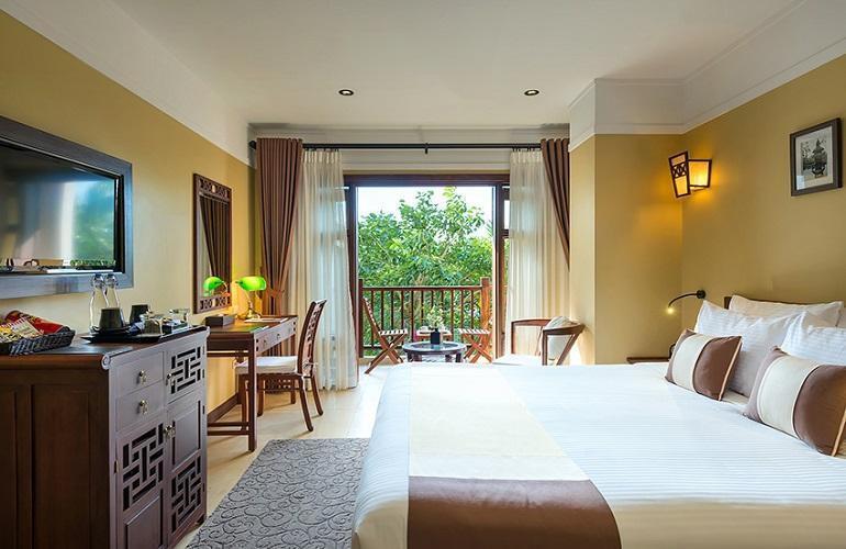 Deluxe Room with Balcony,La Siesta Hotel & Spa Hoi An
