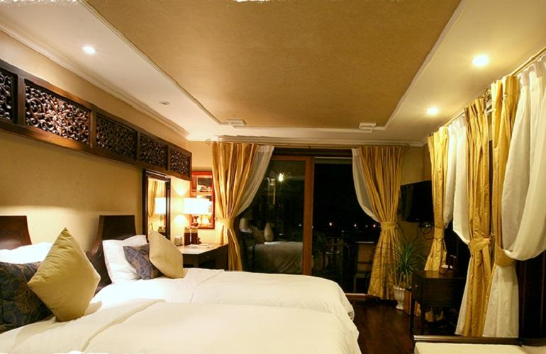 Junior Suite, Halong Violet