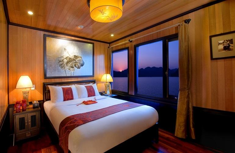 Deluxe Cabin, Indochina Sails
