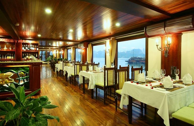 Restaurant & Bar, Indochina Sails