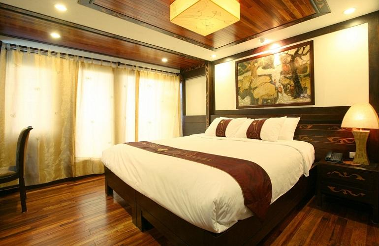Suite Cabin, Indochina Sails
