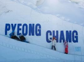 Winter sports in Pyeongchang