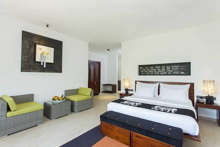 Deluxe room, Aliya Resort & Spa