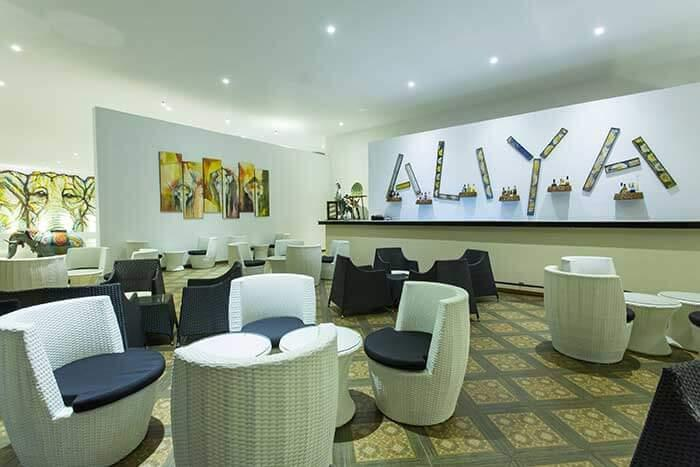 Bar, Aliya Resort & Spa