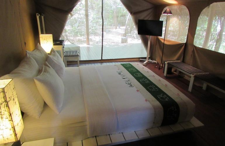 Luxury tent, Aliya Resort & Spa