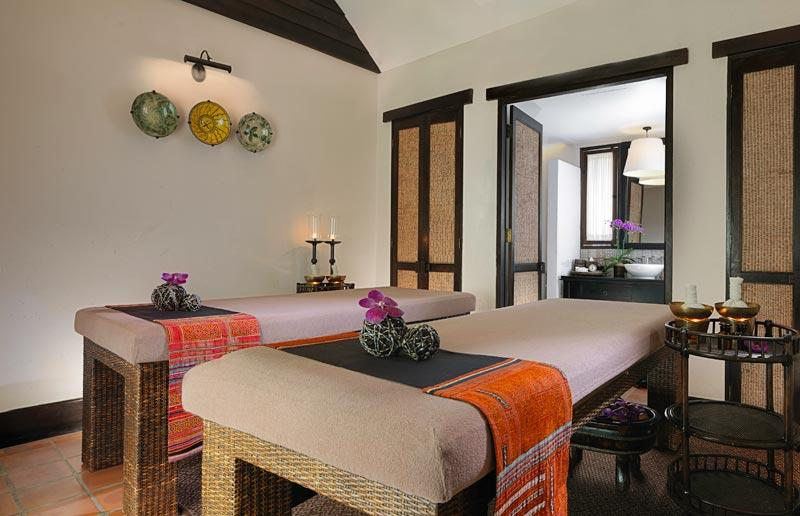 Spa, Tamarind Village