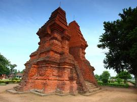 Ringin Lawang Ancient Gate, Trowulan