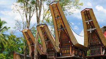 Traditional houses, Tana Toraja
