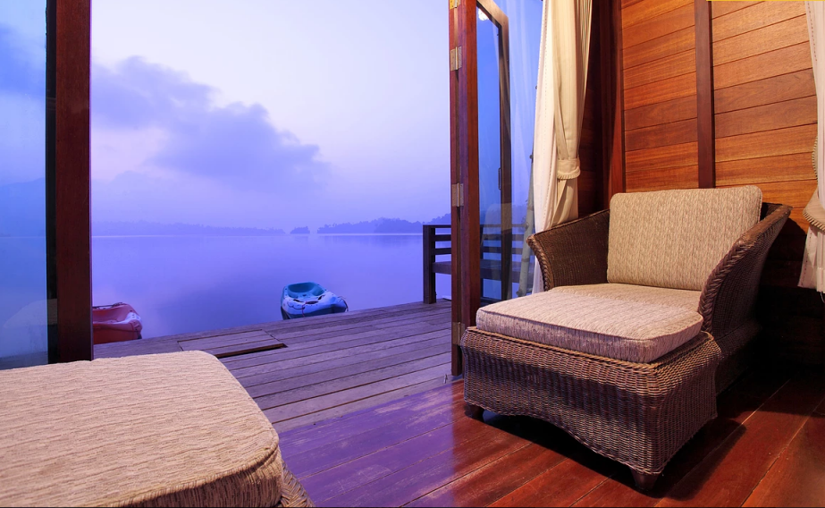 Floating Villa, 500 Rai Floating Resort