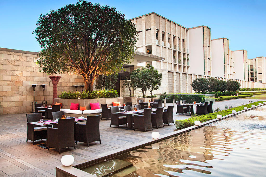 Pool Terrace, The Lodhi