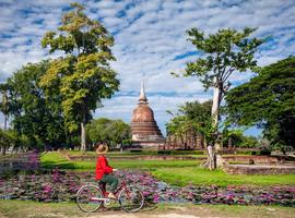 Cycling, Thailand