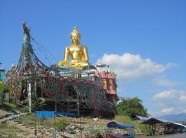 Buddha, Golden Triangle