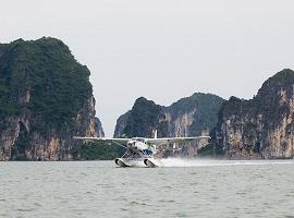 Seaplane, Halong Bay