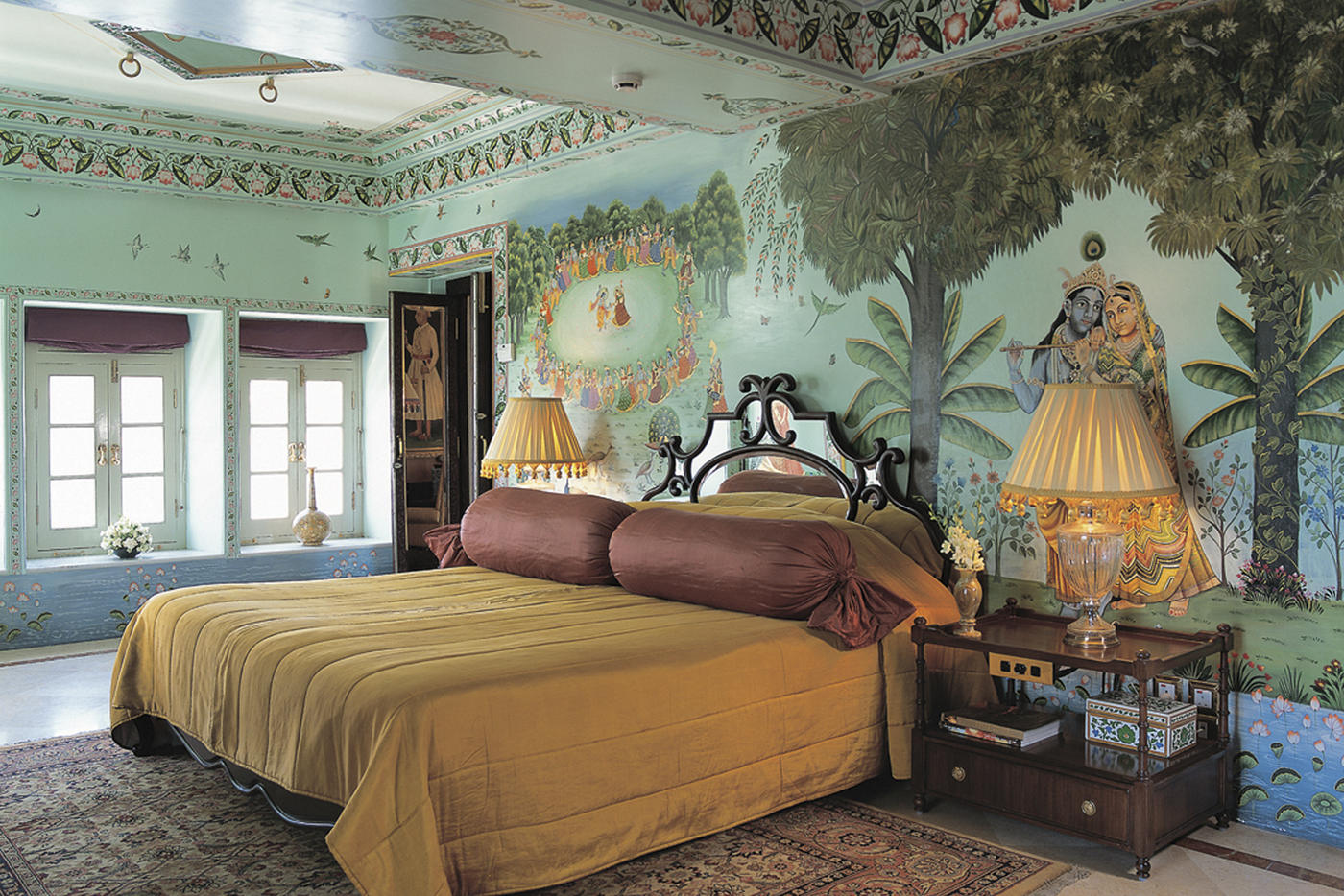 Suite, Taj Lake Palace