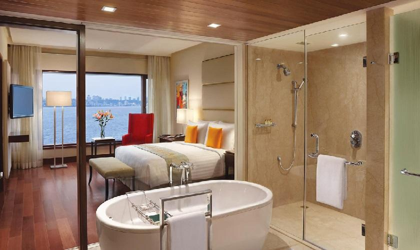 Bathroom, The Oberoi