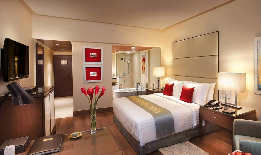 Deluxe Room, The Oberoi