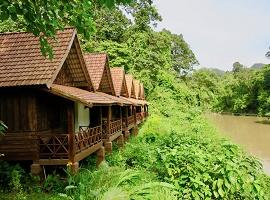 Spring River Resort, Kong Lor