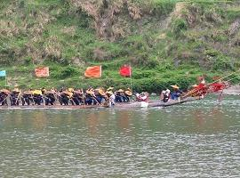 Dragon Boat race, China