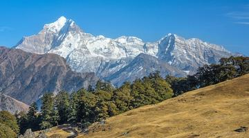 Adventures in the Himalayan Foothills
