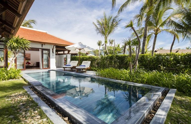 Ocean Front Pool Villa, The Anam