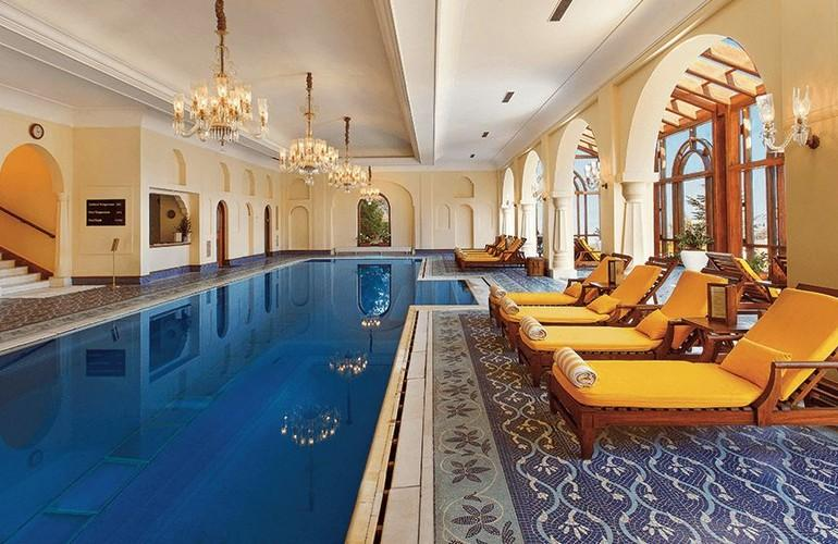Swimming pool, Wildflower Hall, An Oberoi Resort