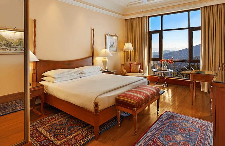 Premier Mountain View Room, Wildflower Hall, An Oberoi Resort