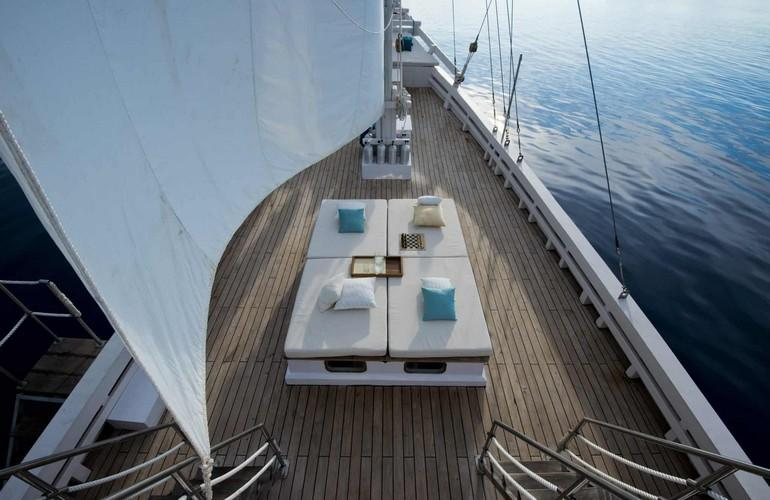 Relaxing space, Alexa Private Cruise