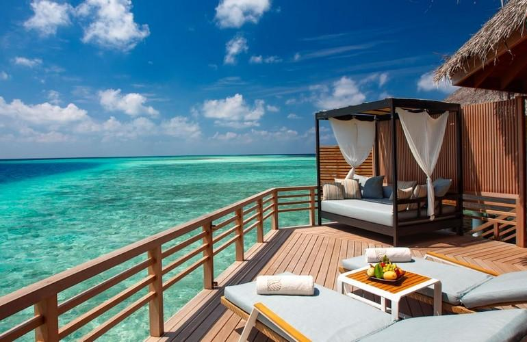 Water Villa, Baros Maldives