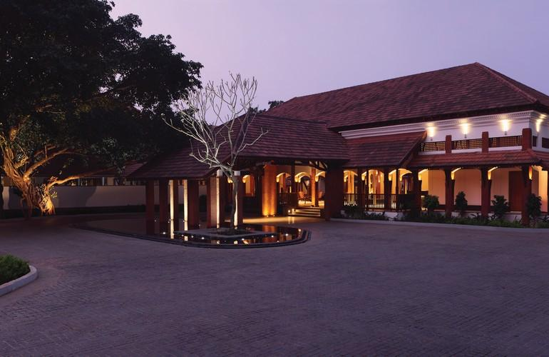 Entrance, Alila Diwa Goa