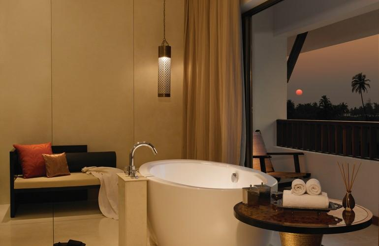 Bathroom, Alila Suite, Alila Diwa Goa