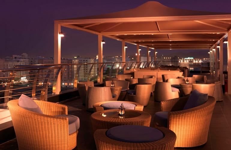 Rooftop Lounge, Park Inn by Radisson