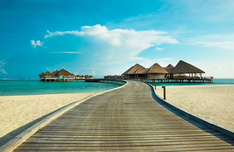 Boardwalk, COMO Maalifushi