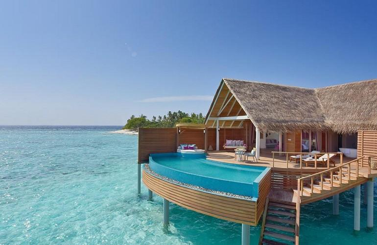 Water Pool Villa, Milaidhoo