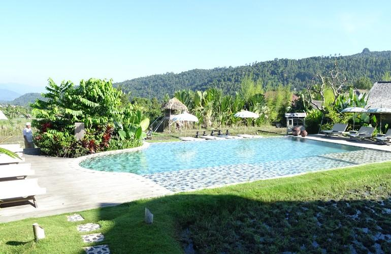Swimming Pool, Sanak Retreat