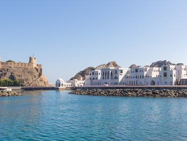 Fort Al Jalali and Sultan Palace, Muscat