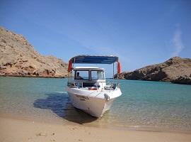 Private boat tour, Muscat