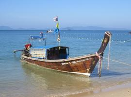 Fishing boat, Krabi