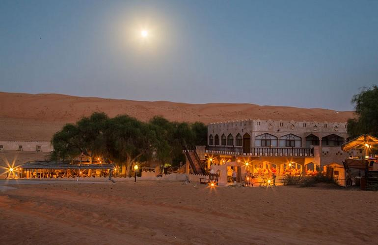 Arabian Nights Restaurant, 1000 Nights Camp